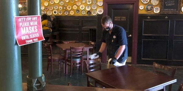 Bars across Arkansas were allowed to reopen this week. 2 bar owners in the state told us why they're not doing it
