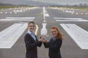 Glasgow Airport unveiled as official sponsor to The 2019 Solheim Cup
