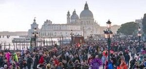 Visitors to Venice could be fined up to €500 for sitting in undesignated spots