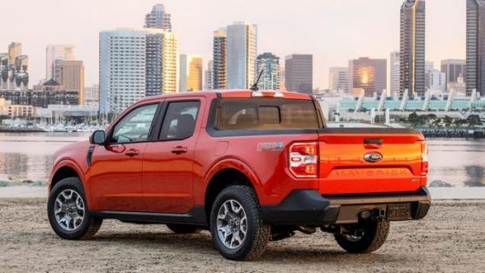 The 2022 Ford Maverick Is Not Really For Cities