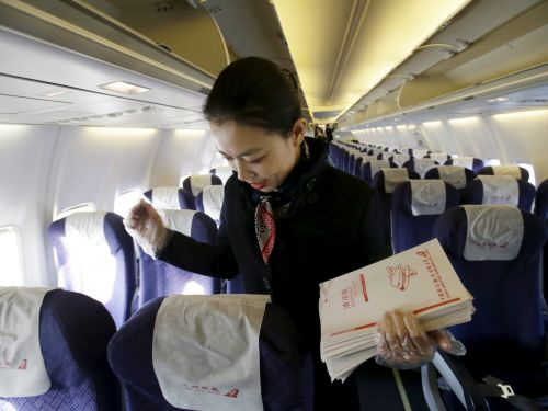 Flight attendants reveal 10 things they notice on planes that you probably miss