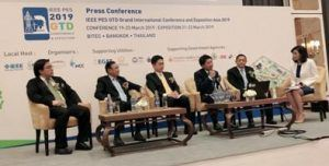 Success of IEEE PES GTD ASIA 2019 event a great boost to Thailand MICE