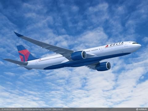 Delta orders 10 additional A330-900neos to replace older widebody jets, facilitate measured growth