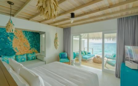 Seaside Finolhu set to reopen following extensive transformation