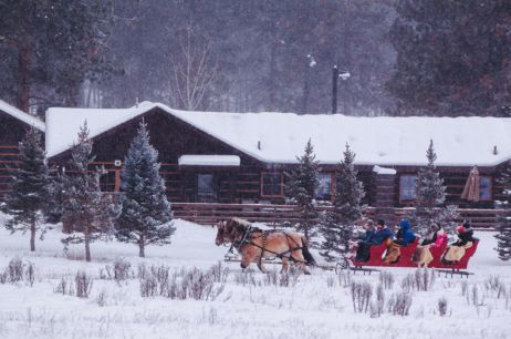 The Resort at Paw's Up Announces WinterFest '19 Lineup