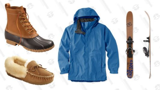 Take Care of Remaining Winter-wear Needs With 25% Off at L.L.Bean