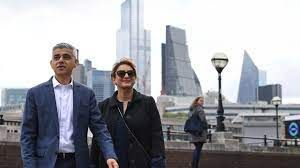 London mayor declared domestic tourism campaign