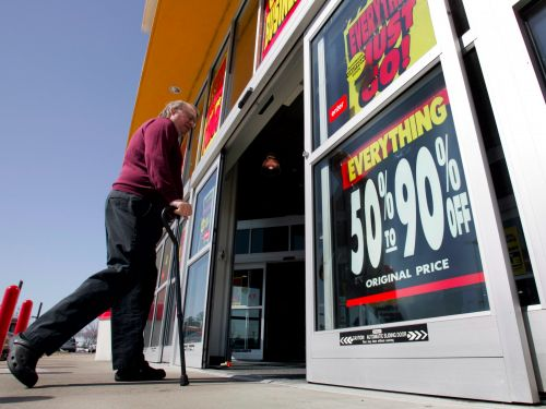 The number of retail stores closing this year just doubled to more than 4,000 - here's the full list