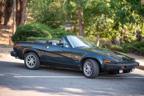 At $12,900, Might You Turn This 1980 Triumph TR8 Into a Wedge Issue?