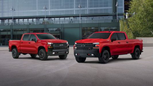 This Lego Replica of the 2019 Chevrolet Silverado Looks Shockingly Similar to the Real Thing
