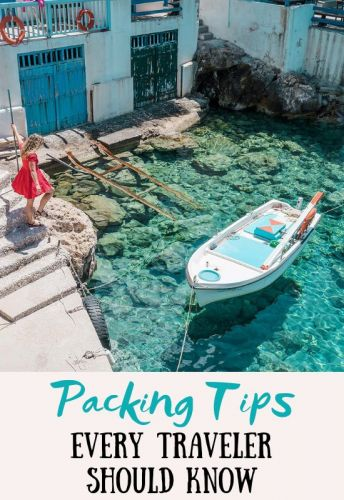 Packing Tips Every Traveler Needs To Know - How to Pack Like a Pro