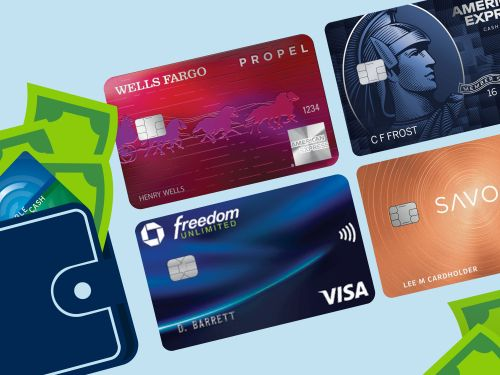 See all our credit card reviews - from cash-back to travel rewards to business cards - in one place