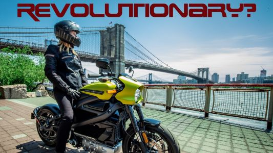The Harley Davidson LIvewire Electric Motorcycle Is Here. Will It Be Revolutionary?