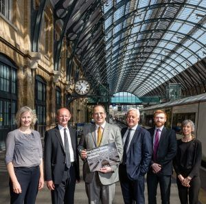 New Heritage Partnership Agreement Signed at King's Cross Station