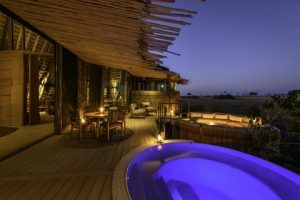 Rejuvenate with the new spa at Wilderness Safaris Jao Camp