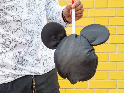 Columbia has launched a Mickey Mouse-themed collection of technical clothing for adults and kids - here's how to style the pieces as streetwear