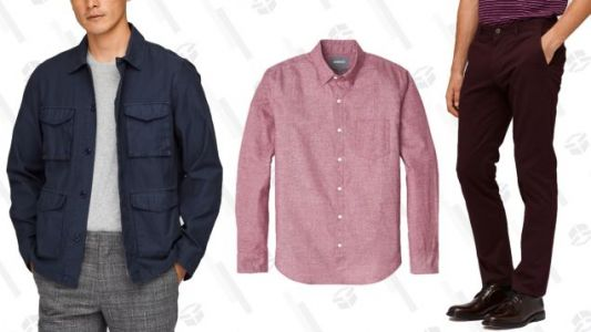 Jet's Clearing Out Bonobos Basics For Rock Bottom Prices