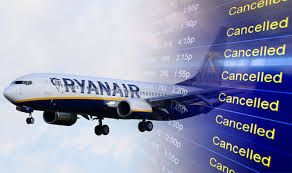 Ryanair strike affects 50,000 passengers, Spain to Portugal flights cancelled