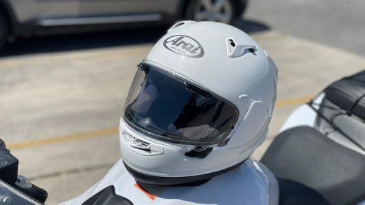 Gear Up: The Arai Quantum-X Is An All-Around Awesome Lid