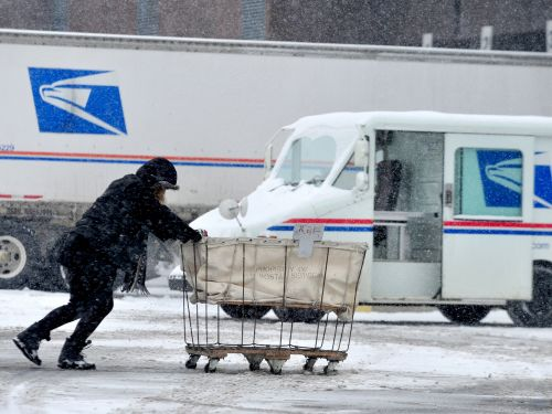 Trump's fight against Amazon is looking bleak as a major USPS partner ditches the postal office for the e-commerce behemoth
