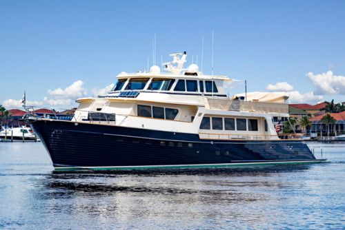 Irish Rover, the Largest Marlow Yacht On the Market, Is for
