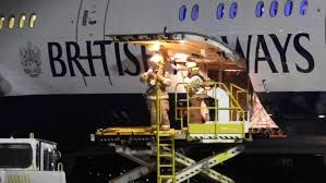 Suspected fire in cargo area leads to emergency landing of British Airways