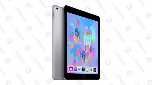 The Newest iPad Is Back On Sale For Its $250 Black Friday Price