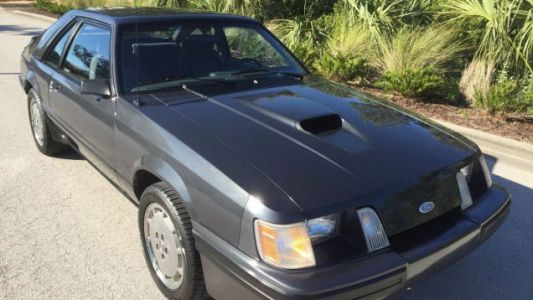 At $12,500, Could This 1984 Ford Mustang SVO be a Pony Worth Possessing?