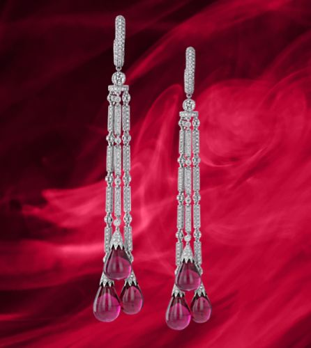 The Most Exquisite Pieces of Ruby and Diamond Jewelry