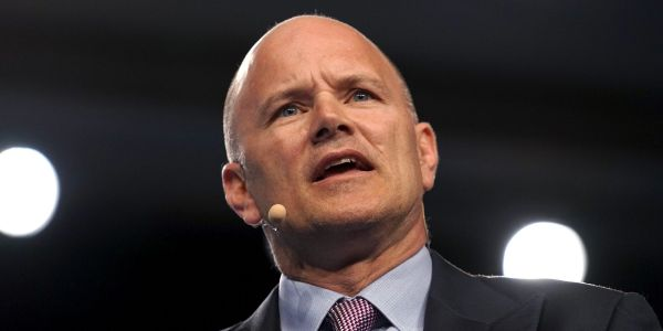Gold 'certainly' could soar as high as $3000, famed investor Michael Novogratz says