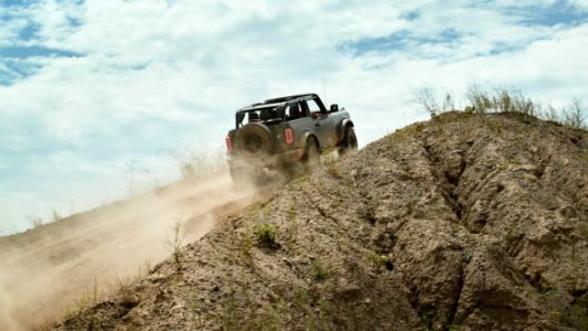 Ford Spotted Testing A Manual Bronco With Sasquatch Package: Report