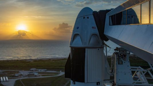 Watch Live: SpaceX's Second Try to Launch NASA Astronauts to the Space Station