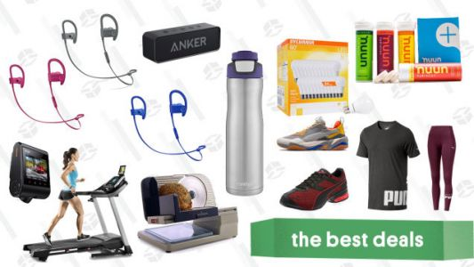 Wednesday's Best Deals: Anker Speakers, Puma Gear, Contigo Bottles, and More