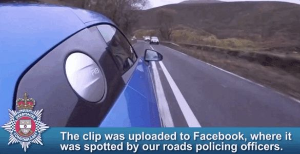 A Reminder That Cops Have Another Word For Your Awesome Speeding Video: 'Evidence'