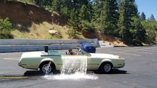 The Hot Tub Lincoln Is The King Of Sketchy Lemons Rally Cars