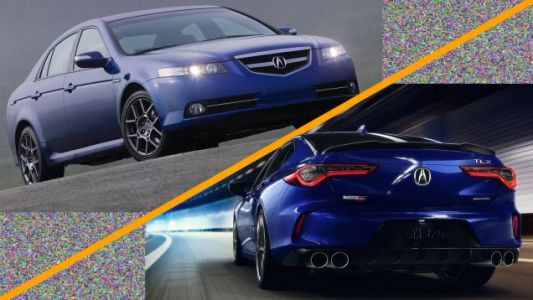 Let's Compare The New Acura TLX Type S With Its Legendary TL Type S Predecessor