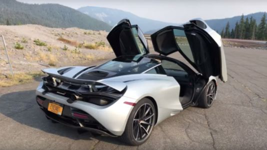 Here's How Insanely Quickly the McLaren 720S Shifts Gears