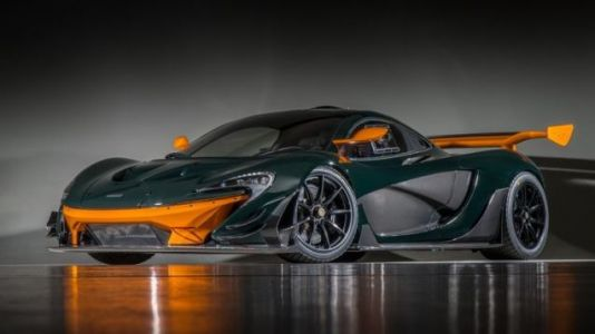It is Criminal That This McLaren P1 GTR has Never Seen a Race Track, and This is Your Opportunity to Fix That