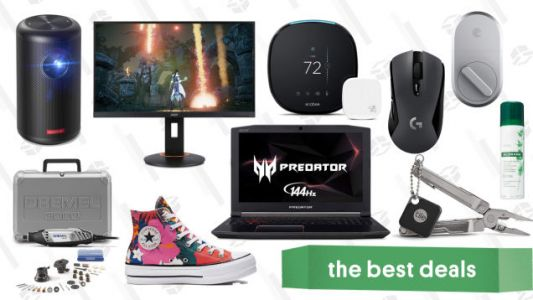 Tuesday's Best Deals: Wayfair, Gaming Gold Box, Tile Pro, Nebula Capsule II, and More