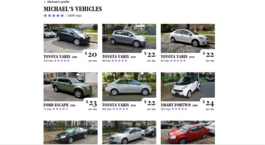 Turo Guy Who Street Parked 38 Cars Has Chicago Furious With Him
