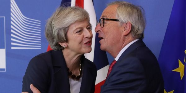 Theresa May has only one real option for survival left -a soft Brexit
