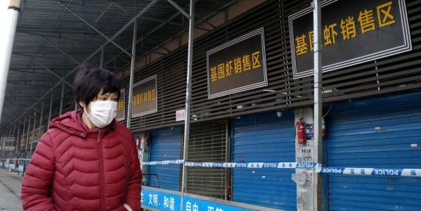 China banned live animal sales in Wuhan, after a food market selling wolves and civet cats was linked to a deadly virus