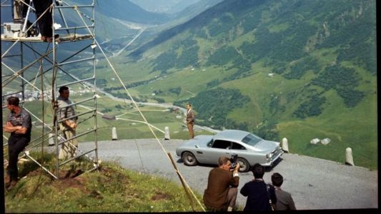 Aston Martin's New James Bond DB5 Isn't Road Legal Because the Gadgets Are Too Real