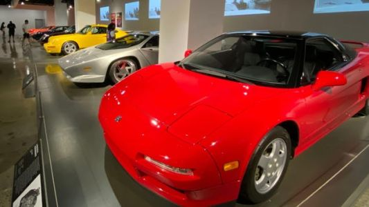 Here Are The Cars You'd Pay To See In A Museum