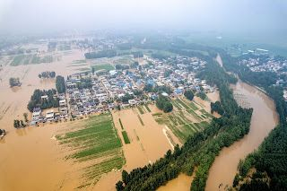 Death toll from rainstorms in China's Henan rises to 56