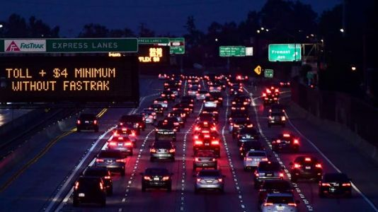 Traffic Deaths Are Tied To Economic Booms: Report