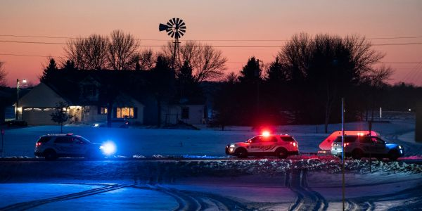 3 soldiers from the Minnesota National Guard were killed in a Black Hawk helicopter crash in Minnesota