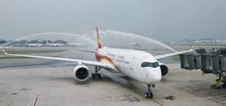 Hong Kong Airlines supports Greater Bay Area initiatives