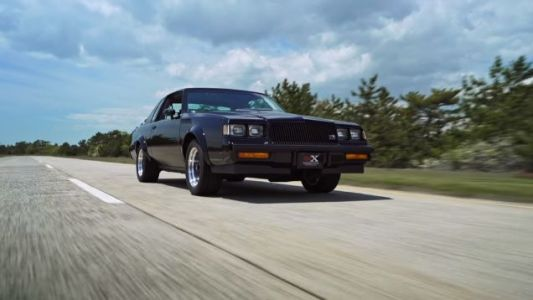 The Buick GNX Was The Raddest Muscle Car Of The '80s