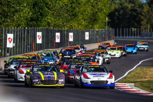 Mazda MX-5 Cup Is The Wildest Racing Series In America And The Finale Happens This Weekend
